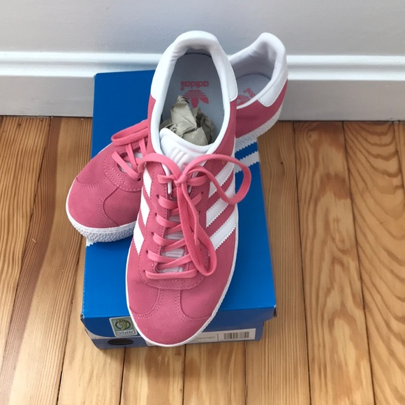 toddler girl light pink adidas shoes adidas gazelle indoor blue and red